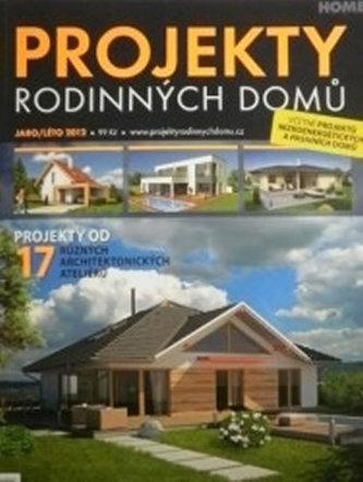 Projekty Rodinných domů 1/2012