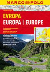 Euro atlas - Evropa 1:800 000 (spirála)