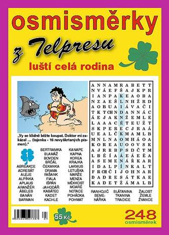 Osmisměrky z Telpresu luští celá rodina 1/2012 - 248 osmisměrek