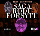 Sága rodu Forsytů - CD mp3