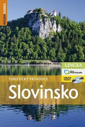 Slovinsko - Turistický průvodce bez DVD - 2. vydání