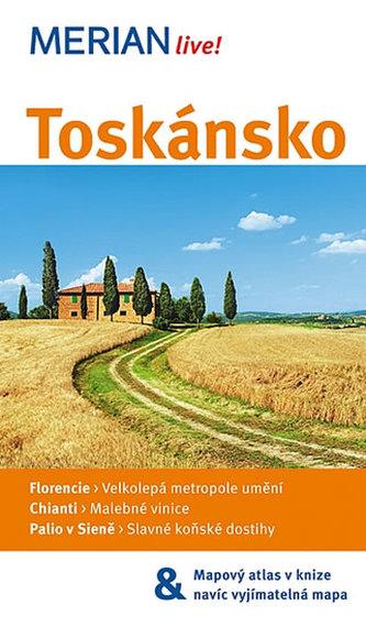 Merian 30 - Toskánsko - 3. vydání