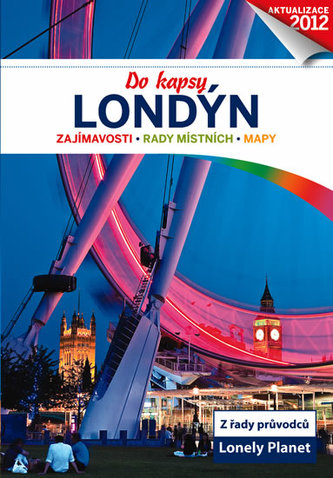 Londýn do kapsy - Lonely Planet - neuveden