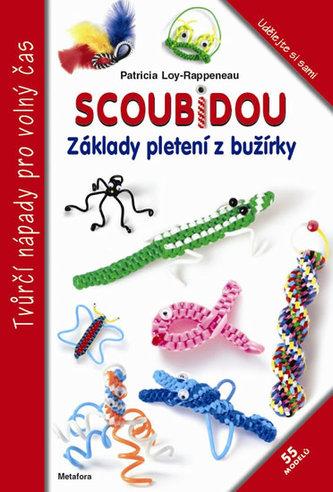 Scoubidou - Základy pletení z bužírky