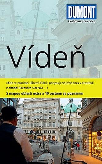 Vídeň - Průvodce s mapou oblasti extra a 10 cestami za poznáním