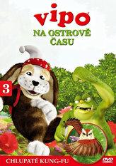Vipo na Ostrově času 3 - Chlupaté kung-fu - DVD
