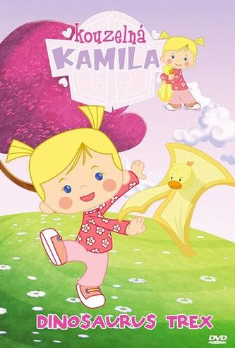 Kouzelná Kamila - Dinosaurus Trex - DVD