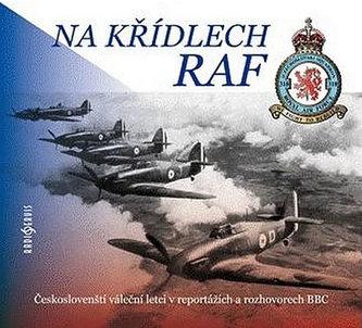 Na křídlech RAF - CD