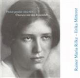 Přelož prosím vůni růží… Korespondence v básních 1924–1926 / Übersetz mir den Rosenduft… Briefwechsel in Gedichten 1924–1926