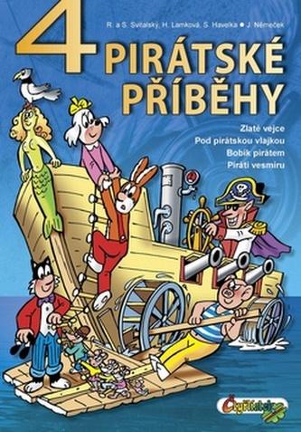 4 pirátské příběhy