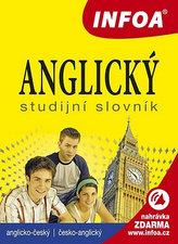 Anglický - Studijní slovník
