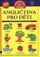 Angličtina pro děti - 2. vydání