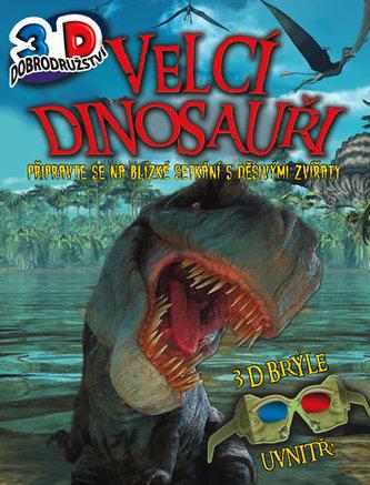 Velcí dinosauři - 3D dobrodružství