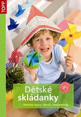 Dětské skládanky - Malířská čepice, větrník, nebepekloráj…