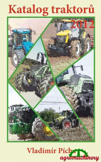 Katalog traktorů 2012