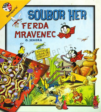 Soubor her Ferda Mravenec - Sekora