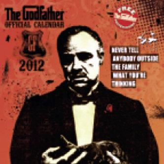 Kalendář 2012 - Godfather