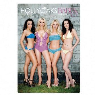 Kalendář 2012 - Ženy/Hollyoaks Babes