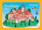 Hrad Grabštejn - Stavebnice papírového modelu
