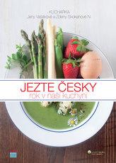 Kuchařka Jezte česky aneb Rok v naší kuchyni
