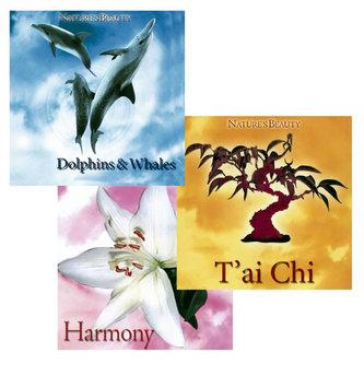 Dolphins Whales+Harmony+Taichi 3CD