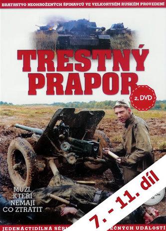 Trestný prapor 7.-11. díl DVD