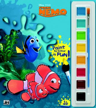 Kreativní set A5 Hledá se Nemo