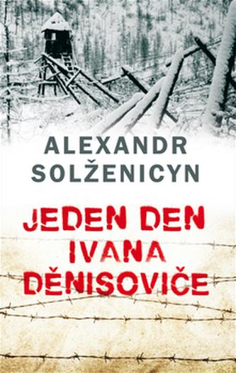 Jeden den Ivana Děnisoviče - brož.
