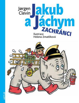 Jakub a Jáchym - Zachránci - 2. vydání
