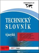 Technický slovník - 6 jazyků A,I,N,Pl,R,Š - CD-ROM