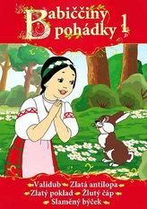 Babiččiny pohádky 1 - DVD