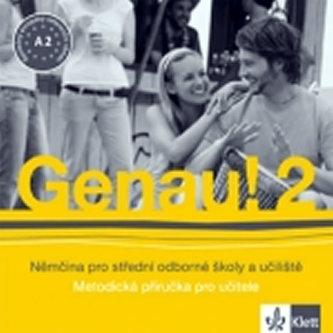 Genau! 2 - Němčina pro SOŠ a učiliště - Metodická příručka - CD