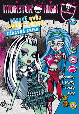 Monster High - Probuď svůj monster mozek
