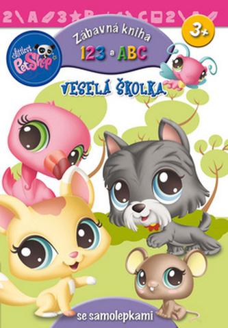 Littlest Pet Shop - Veselá školka - 123 ABC