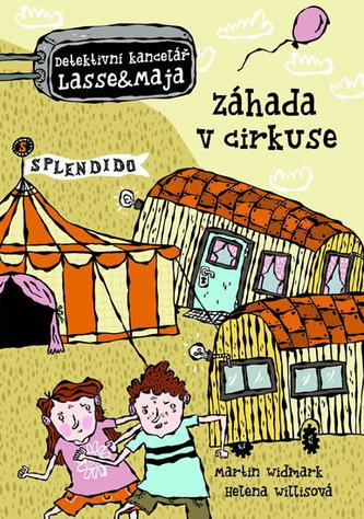 Detektivní kancelář Lasse & Maja 3 - Záhada v cirkuse