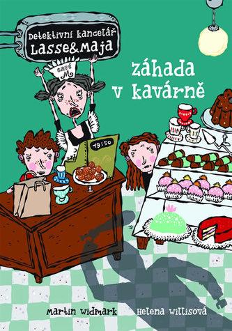 Detektivní kancelář Lasse & Maja 4 - Záhada v kavárně
