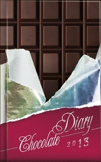 Diář 2013 Crazy kapesní - Chocco