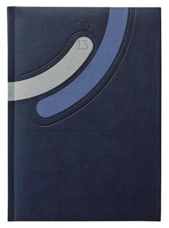 Diář 2013 denní A5 - Zeus modrý