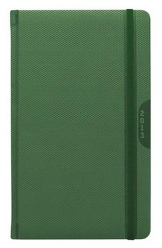 Diář 2013 kapesní - Janus zelený