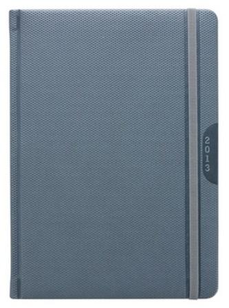 Diář 2013 týdenní A5 - Janus šedý