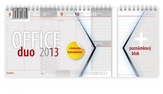 Kalendář stolní 2013 - Office duo