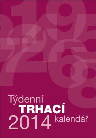 Kalendář 2013 - blok A6, 10 x 14,3 cm