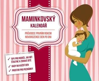Kalendář 2013 - Maminkovský, 13,5 x 11 cm