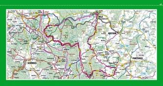Kalendář 2013 stolní - Tipy na cyklovýlety, 30 x 16 cm