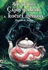 Zpívající meč 1 - Čajový drak a kočičí démon (gamebook)