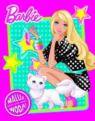 Barbie - omalovánka