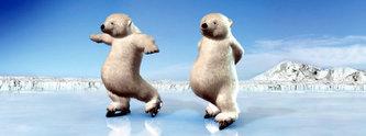 Záložka - Úžaska - Lední medvědi