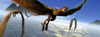 Záložka - Úžaska - Pterodactylus