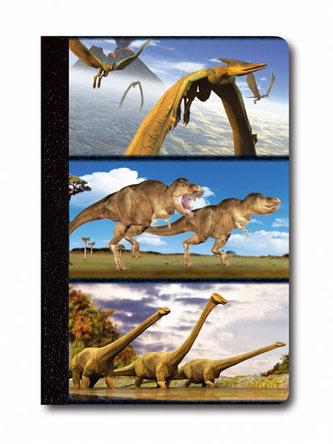 Zápisník - Úžaska - Dinosauři