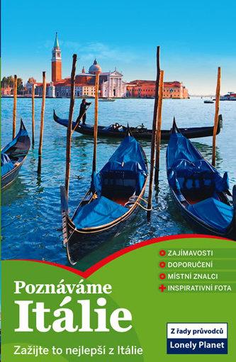 Itálie - Poznáváme - Lonely Planet